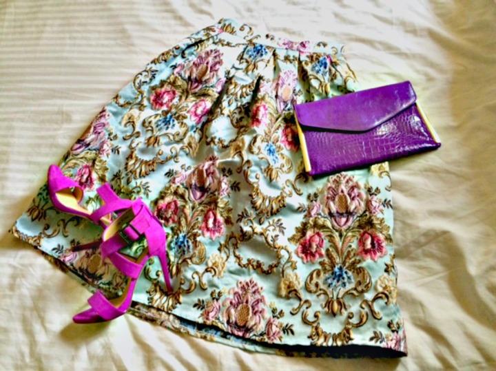 Tapestry Skirt