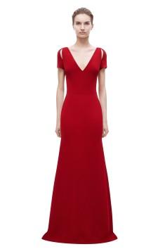 Victoria Beckham Red