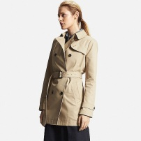 Uniqlo Trench