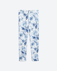 China Trousers Zara