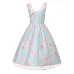 Lindy Bop Blossom Dress