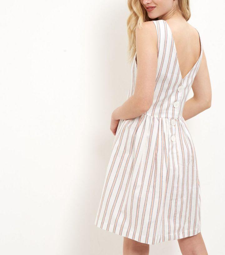 New Look Stripe Dress