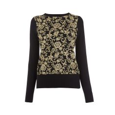 Embroidered Sweater, £45