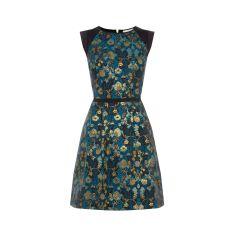 Teal Skater Dress, £75