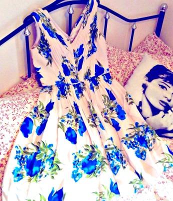 Boden 'Swishy' Dress, £19.99 used, originally £129