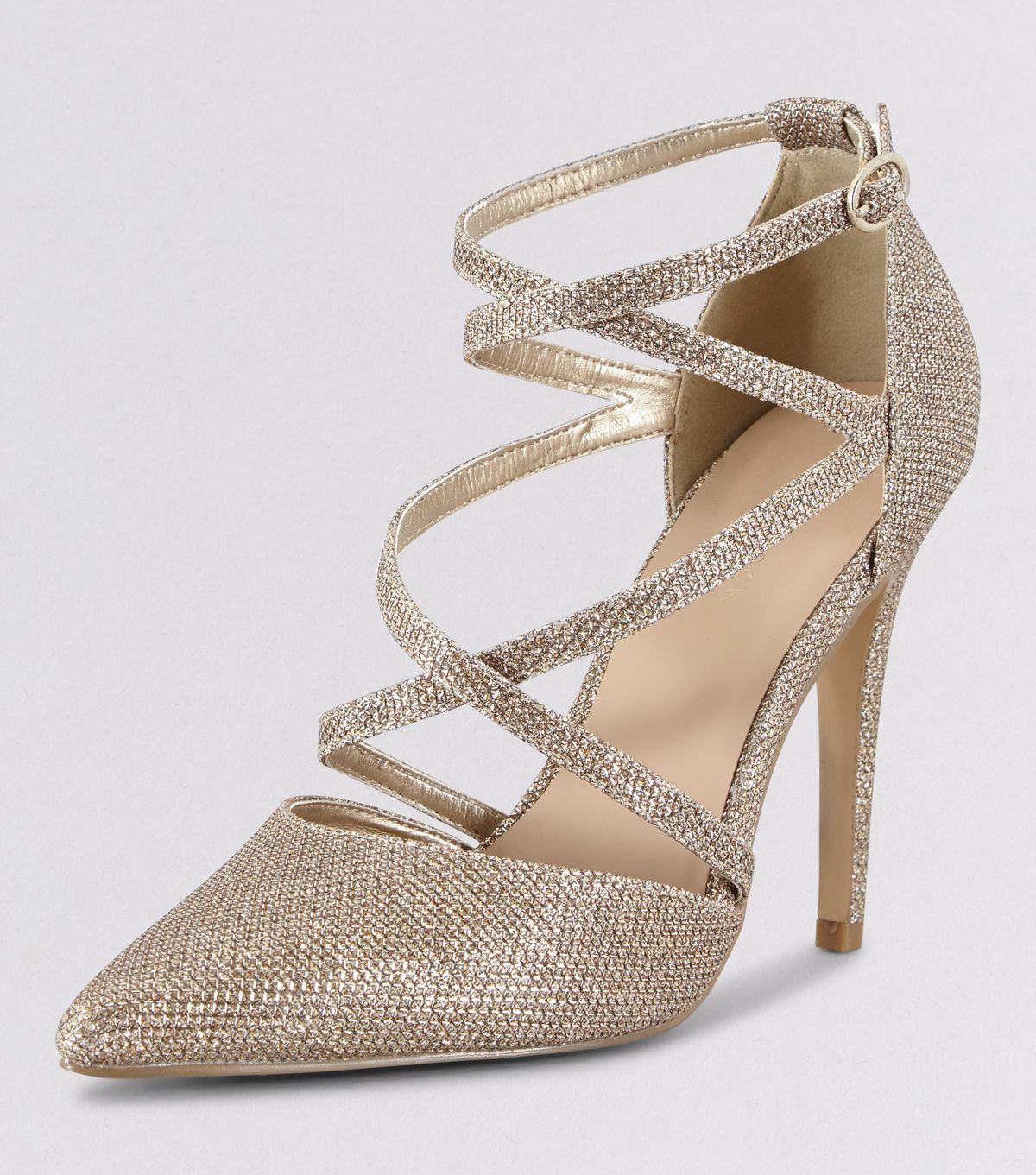 new-look-gold-shoes – Picking the Day