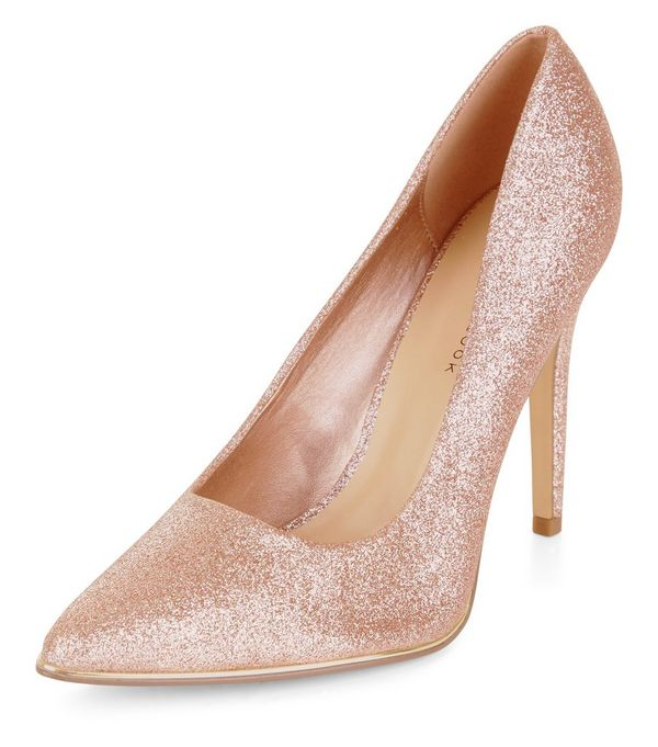 saturday shopping glittery shoes picking the day