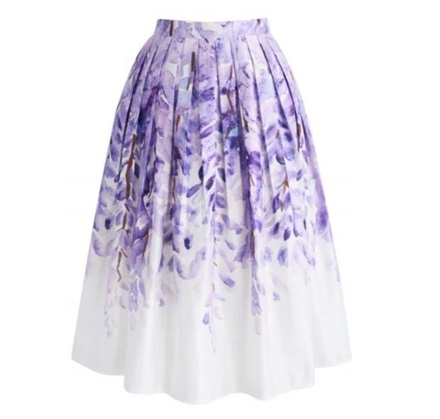 Wisteria Skirt