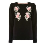 Embroidered Top, £32