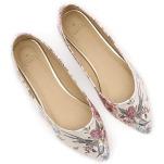 Ballet Flats, £25