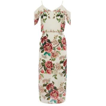 Cold Shoulder Dress, £58