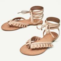Ruffle Shoes 2