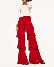 Ruffle Trousers 4