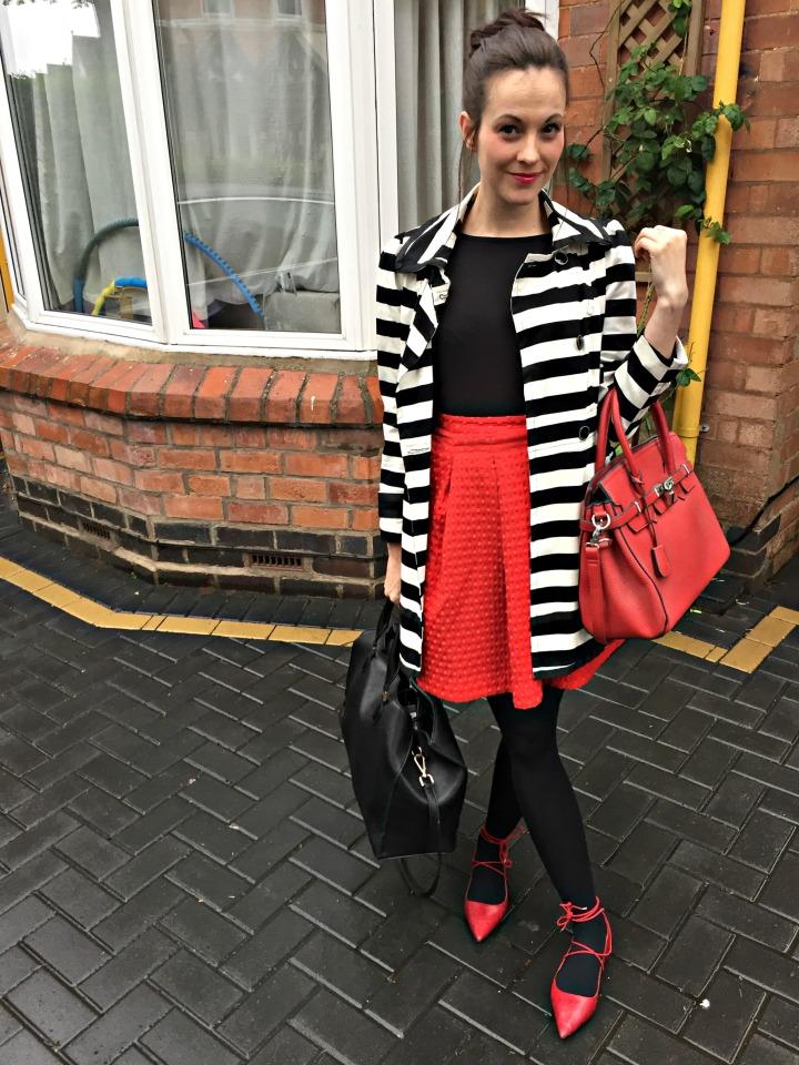 Black White Red 1