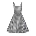 Chloe Gingham Dress