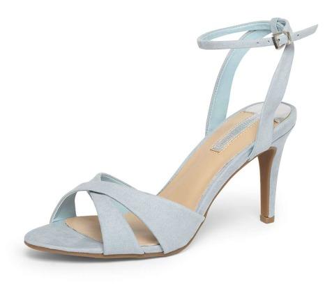 Dorothy Perkins Blue Sandals
