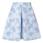 Dotty P Blue Skirt