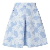 Dotty P Blue Skirt
