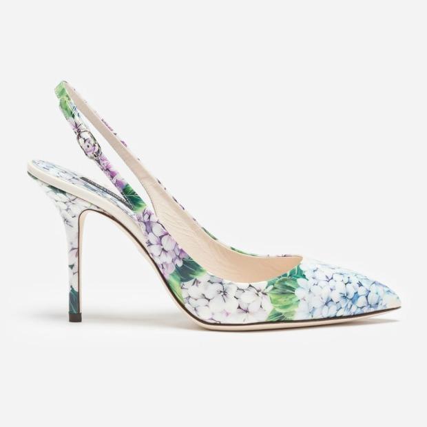 Hydrangea shoes 1
