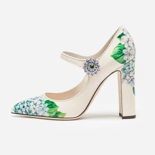 Hydrangea shoes 3