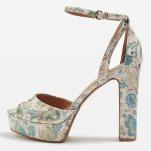 Jacquard Shoes