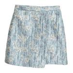 Jaquard Wrap Skirt H&M