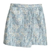 Jaquard Wrap Skirt H&M