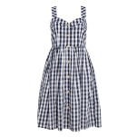 Joanie Gingham Dress