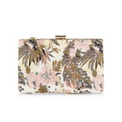 New Look Jacquard Clutch