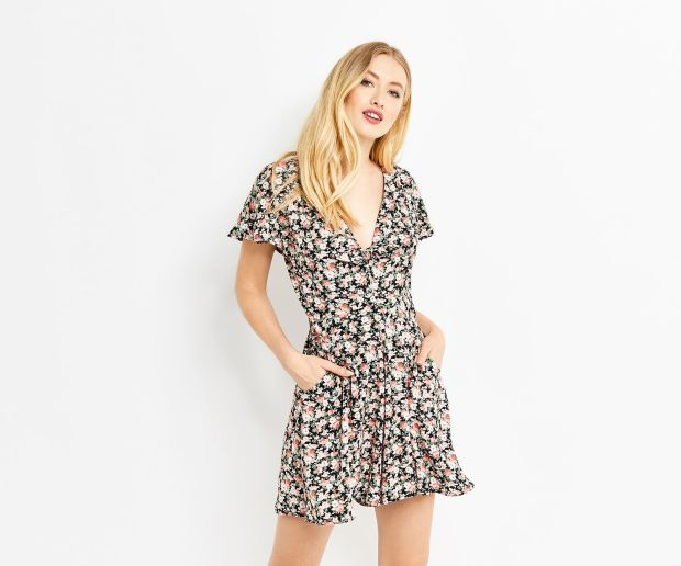 Oasis Ditsy Playsuit