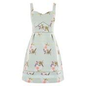 Spring Jacquard Dress Oasis