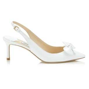 Blare Heel White