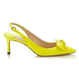 Blare Heel Yellow