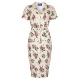 Caterina Floral Dress