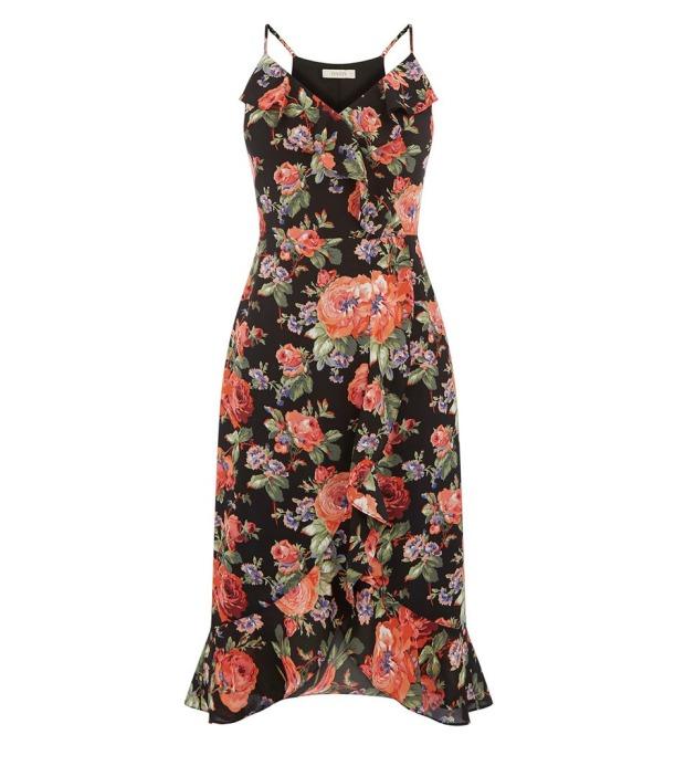 July Oasis Dress