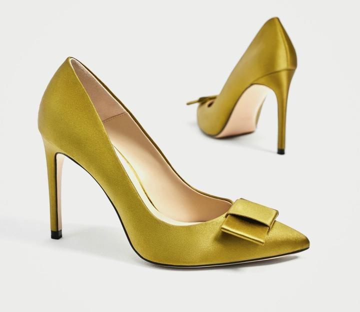 July Zara Shoes