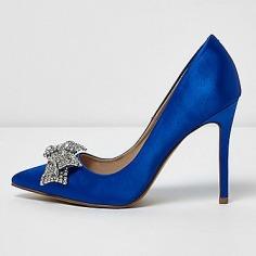 RI Embellished Blue