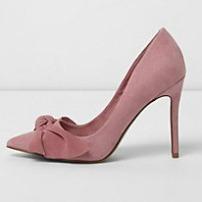 RI Pink Bow
