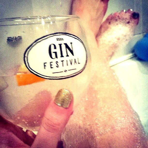 Bathtime Gin