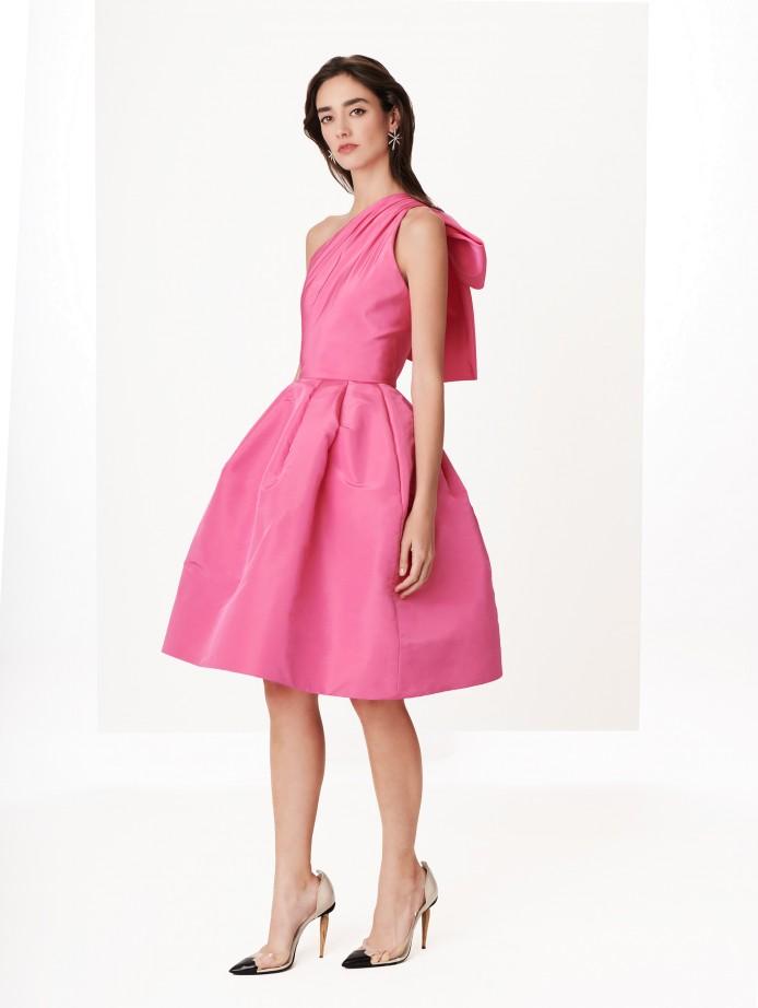 Oscar Pink Dress 1