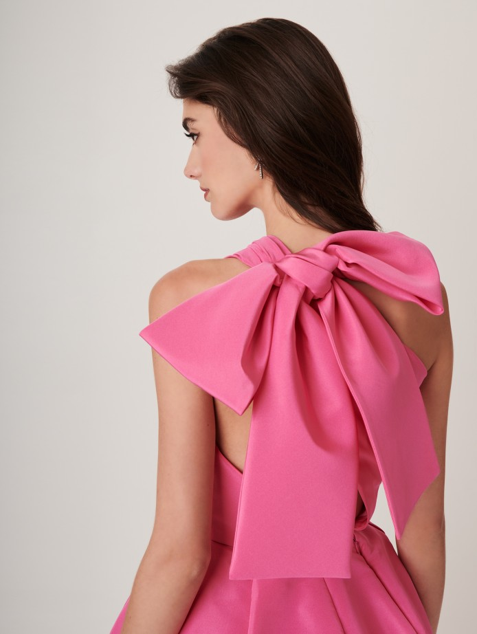Oscar Pink Dress 2