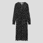 Polka Dot Dress Zara