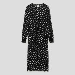 Polka Dot Dress Zara