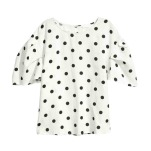 Polka Dots Blouse H&M