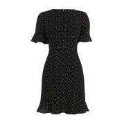 Polka Dots Oasis Dress