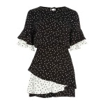 Polka Dots RI Playsuit