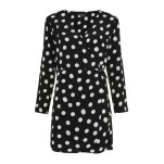 Polka Dots Topshop Dress