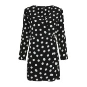 Polka Dots Topshop Dress