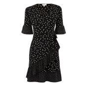 Polka Dots Warehouse Dress