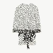 Polka Dots Zara Top